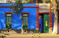 LA CASA AZUL: MUSEO DE FRIDA KAHLO - Ciudades