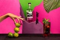 Shoot: ALTD Spirits | theduzhnikova.com Life Photography, Product Photography, Still Life Photographers, Photographer Branding, Non Alcoholic Drinks, Creative Director, Im Not Perfect, Spirit, The Incredibles