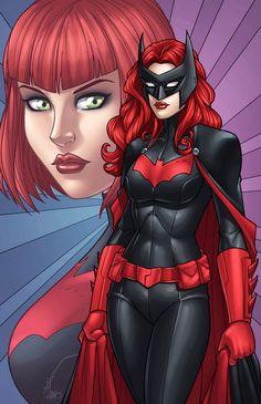 Batwoman - Legacy  by *DAlexisStPierre