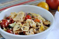 Italian Pasta Salad – Easy Weeknight Meal