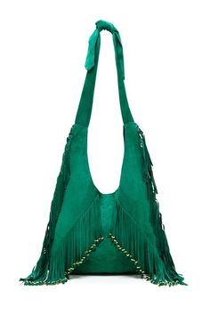 MK Totem Lucia Fringe Tote. Goodness I want this tote
