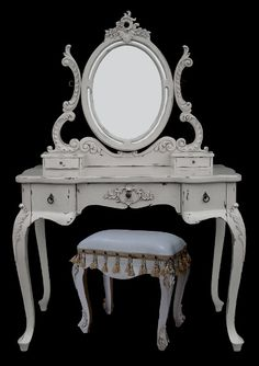 Shabby Chic Furniture | Table | Bedside | Chest | Cabinet