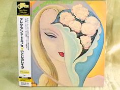 CD/Japan- DEREK AND THE DOMINOS Layla And Other w/OBI MINI-LP RARE Eric Clapton #BluesRock