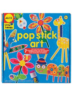 Art and Craft Kits for 3 year olds, $12