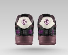 Air Jordan V (5) Retro Low Black Purple aka 'Purple Haze