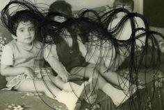Carolle Benitah, Photos Souvenirs, On the sofa