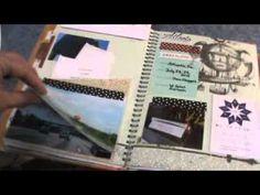 Travel Smash Book - YouTube