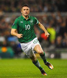 Robbie Keane - Wolverhampton Wanderers, Coventry City, Internazionale, Leeds United, Tottenham Hotspur, Liverpool, Celtic, West Ham United, LA Galaxy, Aston Villa, Republic of Ireland.