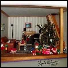 Dollhouse Christmas 2011