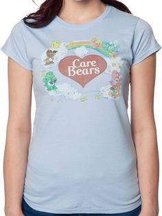 deb39bd18b4 £14 Clouds Care Bears T-Shirt My Little Pony Shirt