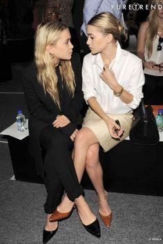Olsen sisters Style