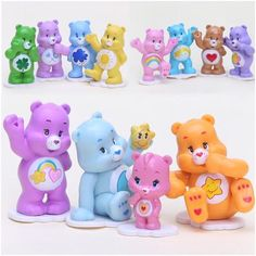 Care Bears Mini Figures £2