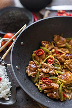 Курица гунбао (kung pao) - часть вторая - Andy Chef - блог о еде и путешествиях, пошаговые рецепты, интернет-магазин для кондитеров