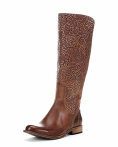 Women's Virginia Boot - Luggage - Omg, these are beautiful!!