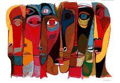 Atípica Utopía. Donde da la vuelta el viento: Oswaldo Guayasamin: la edad de la ira y la edad de la belleza....