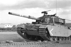 Israeli Sho't Meteor. The Sho't (whip) were surplus British Centurion Mk 3 and 5 tanks acquired in the early and given guns and other modifications for Middle Eastern service Writing Contests, Solar Generator, Tank You, Ww2 Tanks, Battle Tank, Military Weapons, Panzer, Armored Vehicles, British Army