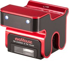 Celluon evoMouse - uses lasers to track finger movements, so it's a mouse :)