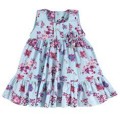 modelos de vestidos e batas infantis - Pesquisa Google                                                                                                                                                      Mais