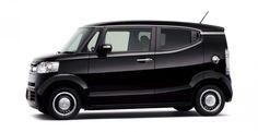 Honda представила новый кей-кар N-BOX SLASH