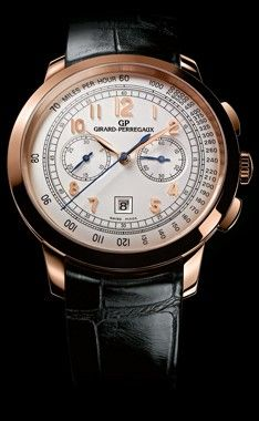 Girard-Perregaux Watches prides itself on time and passion and has been doing so since 1791.