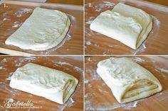 Gabriella kalandjai a konyhában :): Pehelykönnyű sajtos-burgonyás pogácsa Camembert Cheese, Icing, Cooking, Desserts, Food, Kitchen, Tailgate Desserts, Deserts, Essen