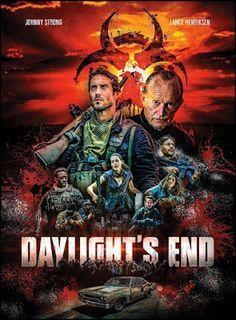 El Oscuro Rincón del Terror: DAYLIGHT'S END