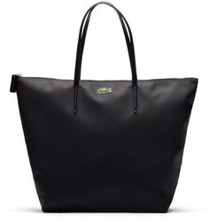 Concept Zip Travel Tote With Leather Accents via @stylesalute