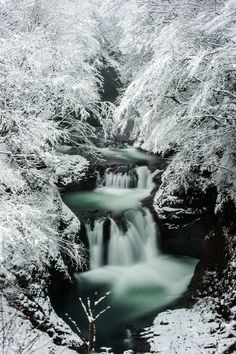 Homei Shijuhachi-taki Falls, Sendai, Japan - by Cris Figueired♥ What A Wonderful World, Beautiful World, Beautiful Places, Beautiful Pictures, Sendai, Winter Beauty, Winter Scenes, Places Around The World, Natural World