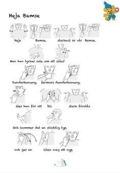 : Just Kidding, Sign Language, Homeschool, Singing, Teaching, Education, Kids, Pictogram, Draw