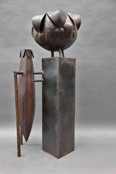 zweiteiliges Gefäß aus Stahl