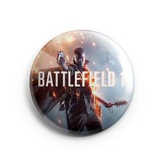 Battlefield 1 *** PINS BUTTONS BADGES (EA, Video Games, PS4, Xbox One, PC)
