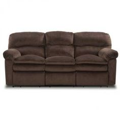 Sofa Sale Billings Double Reclining Sofa
