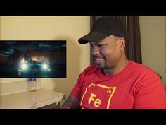 Justice League Official International Trailer #1 REACTION!!!