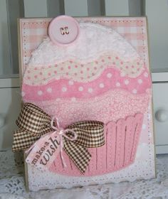 by annettes paper bistro ..... using different fabrics and felt