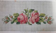 Exploring the world of petit point Cross Stitch Rose, Cross Stitch Flowers, Cross Stitch Charts, Cross Stitch Embroidery, Hand Embroidery, Cross Stitch Patterns, Le Point, Knit Patterns, Needlework