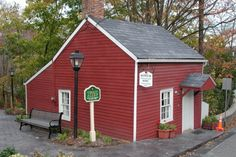 The Hope Historical Society & Museum are located at 323 High Street (Route 519 N) at the top of a stone bridge within the State and National Historic Register district in Hope Township, New Jersey.