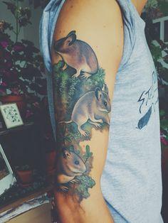 Mice Tattoo