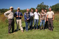Volunteer workday at Oak Ridge Forest Preserve-Seed Collection. Rosinweed, Butterfly Milkweed, Compass Plant, Prairie Dock and much more!  www.wcfpd.org