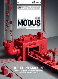 MODUS Asia Edition Q4.13