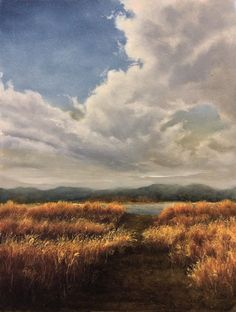 Meeting Place by Laura den Hertog Oil ~ 16 x 12