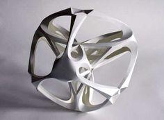 Paper Sculptures as Art: Richard Sweeney