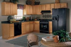 Finding the Best Kitchen Paint Colors with Oak Cabinets ...