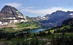 Nature Documentary - Glacier National Park (1080p)