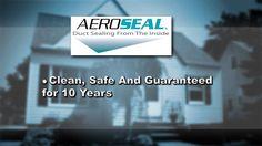 Aeroseal Duct Sealing (Long Version)