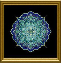 Mandalas - Cross Stitch Patterns & Kits - 123Stitch.com