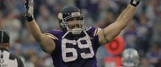 Jared Allen of the Vikings