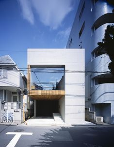 Frame is a minimalist house located in Tokyo, Japan, designed by APOLLO Architects and Associates. The home is characterized by a monolith e...