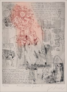 Romeo and Juliet. Illustrator Adam Wurtz.