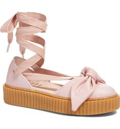 3f7bf9987c4 FENTY PUMA by Rihanna Bow Creeper Sandal (Women)