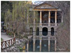 Giardino Salvi, loggia Valmarana - VI